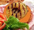Hula-type burger